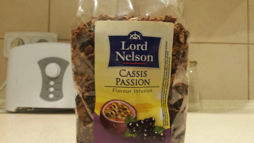 Lord Nelson Cassis Passion