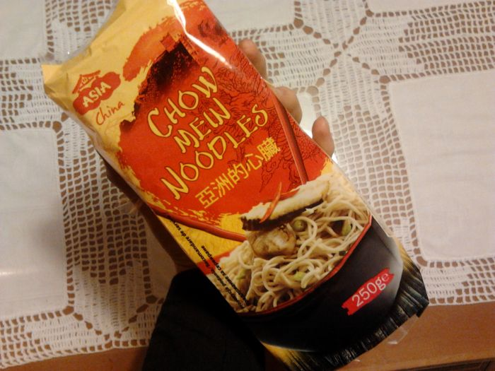 Makaron Chow Mein lidl