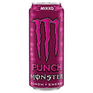 Monster - Energy Punch
