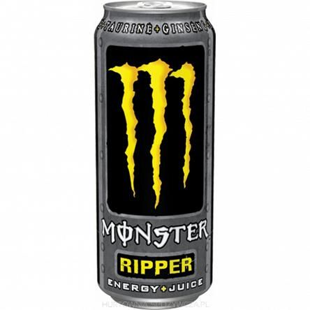 Monster - Energy ripper