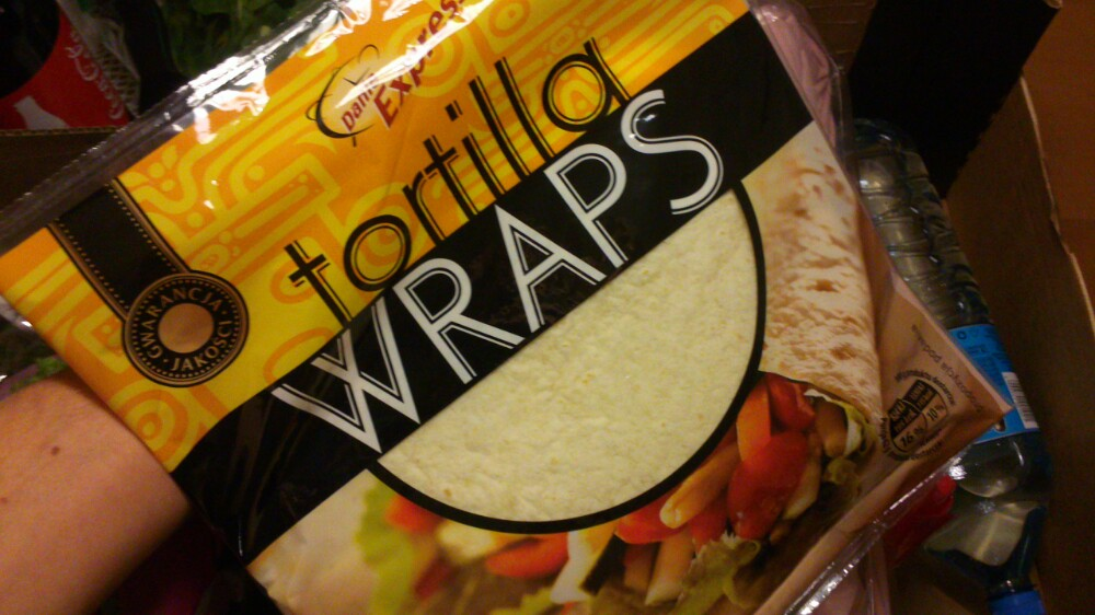 Tortilla Wraps Panis Express